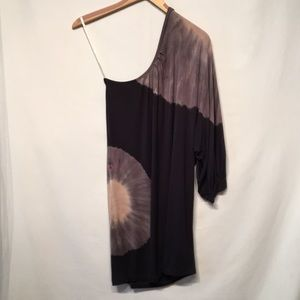 Young Fabulous & Broke One Shoulder Dress Size M